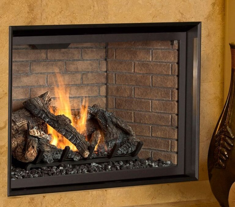 Top 5 Benefits of Adding a Glass Door to your Fireplace