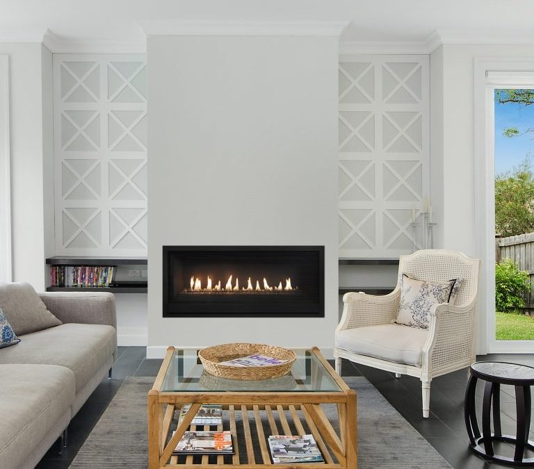 Five Reasons Why You Should Install a Linear Fireplace