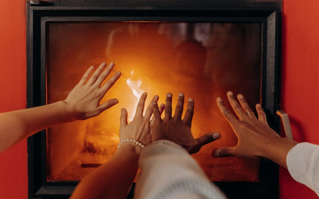 How to Reduce Heat Loss from Your Fireplace